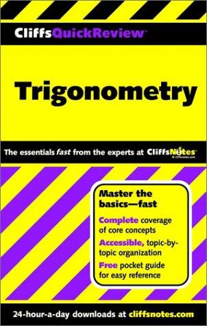 Trigonometry 9780764563898