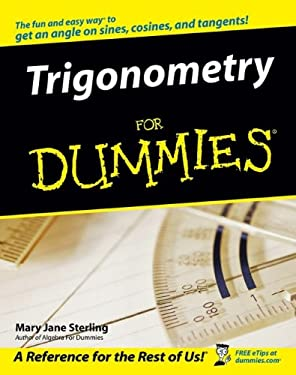 Trigonometry for Dummies 9780764569036