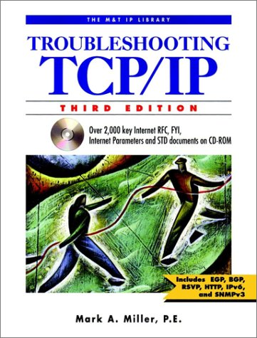 Troubleshooting TCP/IP [With CD-ROM] 9780764570124