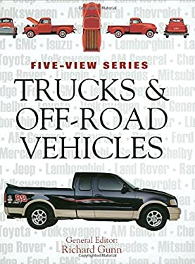 Trucks and Off-Road Vehicles 9780760325698