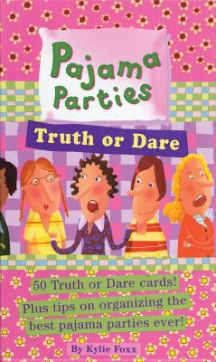 Truth or Dare [With 16-Page Booklet and 50 Cards]