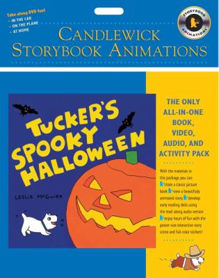 Tucker's Spooky Halloween [With Sticker(s) and Poster and Hardcover Book(s)] 9780763644697