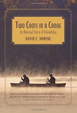 Two Coots in a Canoe