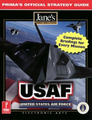 USAF: Prima's Official Strategy Guide 9780761526698