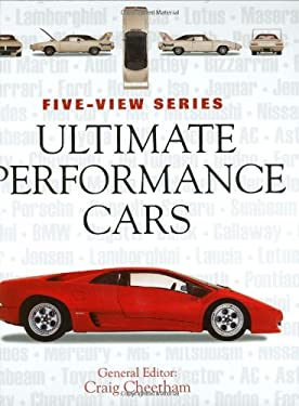 Ultimate Performance Cars 9780760325711