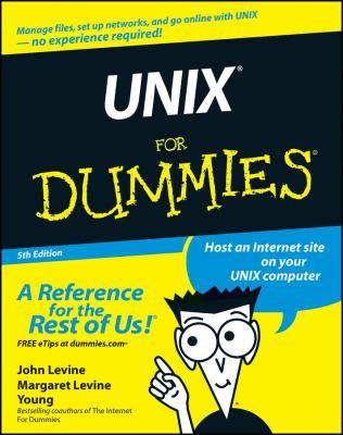 Unix for Dummies 9780764541476