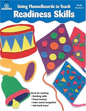 Using Flannelboards to Teach Readiness Skills 9780768204810