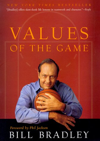 Values of the Game 9780767904490