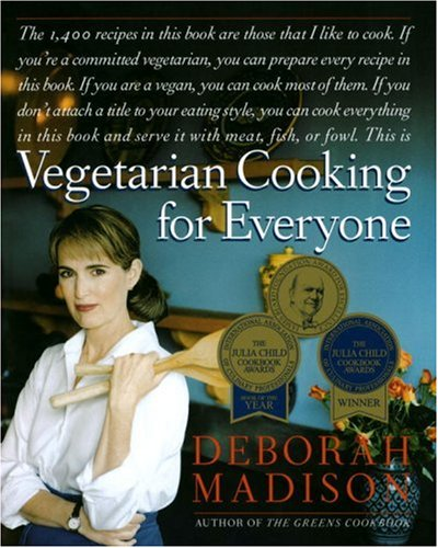 Vegetarian Cooking for Everyone 9780767900140