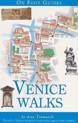 Venice Walks 9780762748457