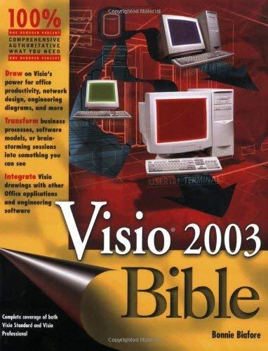 Visio 2003 Bible 9780764557248