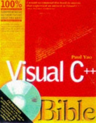 Visual C++ 5 Bible [With Includes Imageobject, Demos of MFC Libraries...] 9780764580222