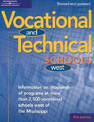 Vocational & Technical Schools-West 2002 9780768907230