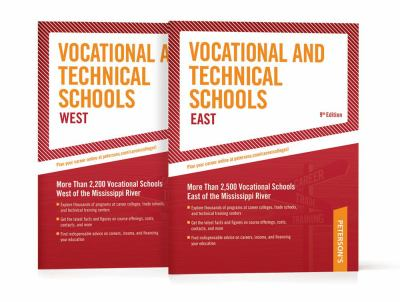 Vocational and Technical Schools Set 2010-2011 9780768928075