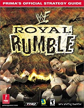 WWF Royal Rumble: Prima's Official Strategy Guide 9780761531708