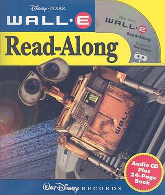 Wall-E [With Paperback Book] 9780763421984