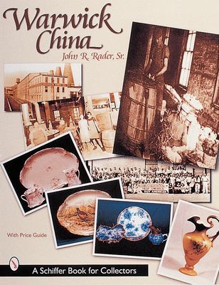 Warwick China 9780764310164