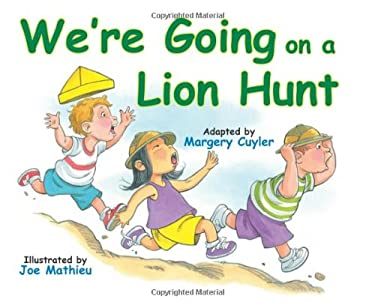 We're Going on a Lion Hunt 9780761454540