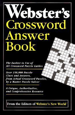 Webster's Easy Crossword Key 9780765110725