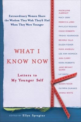 What I Know Now: Letters to My Younger Self 9780767917902