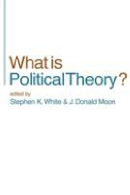 What Is Political Theory? 9780761942610