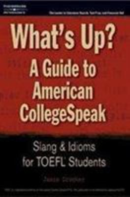What's Up?guideto American Coll Speak 1e 9780768912432