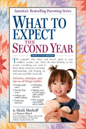 What to Expect the Second Year: From 12 to 24 Months 9780761163640