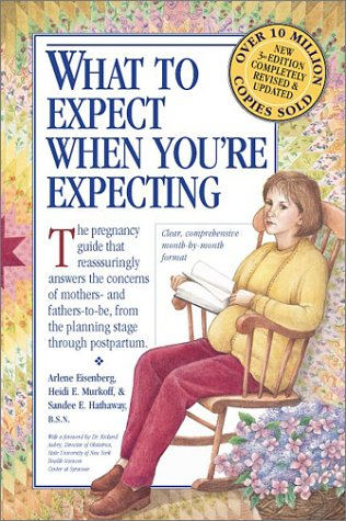 What to Expect When You're Expecting 9780761121329