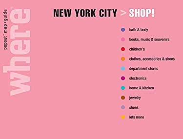 Where New York City Shop! 9780762746255