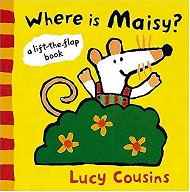 Where is Maisy? 9780763607524