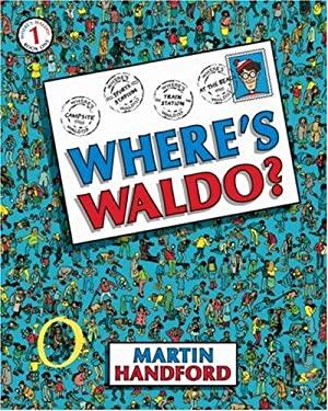 Where's Waldo? 9780763634988