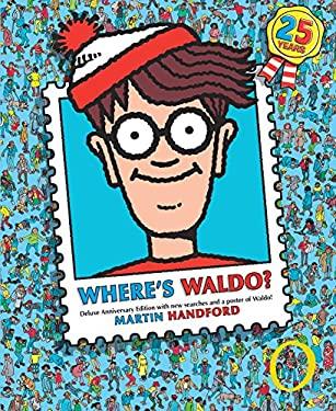 Where's Waldo?: The 25th Anniversary Edition 9780763645250