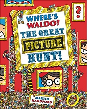Where's Waldo? the Great Picture Hunt 9780763630430