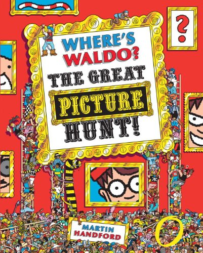 Where's Waldo? the Great Picture Hunt 9780763642150