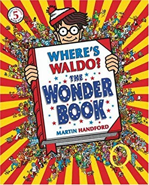 Where's Waldo? the Wonder Book 9780763635022