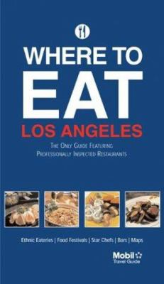 Where to Eat Los Angeles 9780762735983