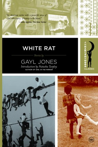 White Rat - Jones, Gayl / Tarpley, Natasha Anastasia
