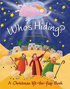 Who's Hiding?: A Christmas Lift-The-Flap Book 9780764819643