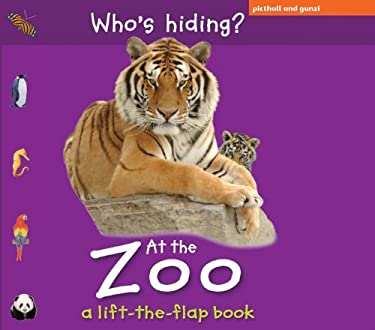 Who's Hiding? at the Zoo 9780764164453