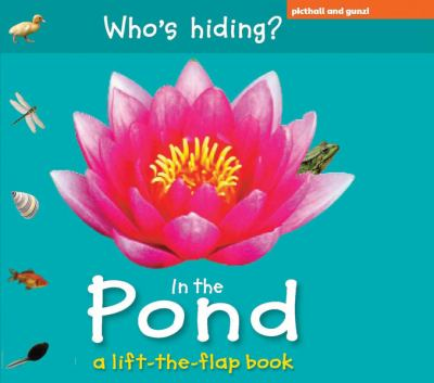 Who's Hiding? in the Pond 9780764164446