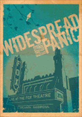 Widespread Panic: Earth to Atlanta - Live Fox Theatre