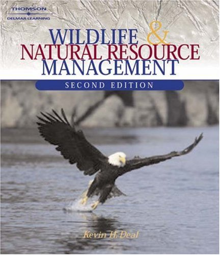 Wildlife & Natural Resource Management 9780766826816