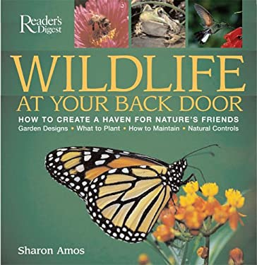 Wildlife at Your Back Door 9780762105328