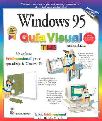 Windows 95 Guia Visual: 9780764560163