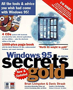 Windows 95 Secrets: With 4 Cdroms 9780764531248