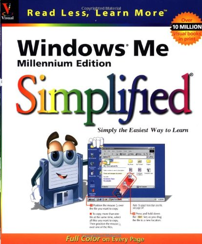 Windows Me Simplified 9780764534942