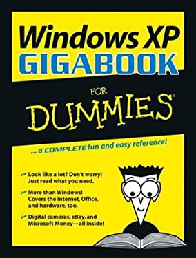 Windows XP Gigabook for Dummies 9780764569227
