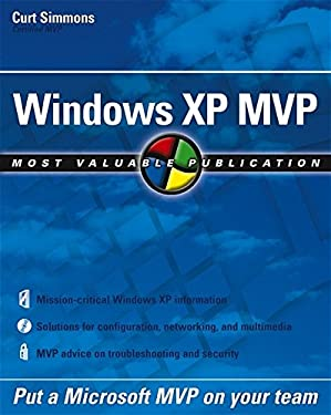 Windows XP MVP 9780764597862