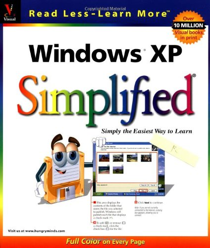 Windows XP Simplified 9780764536182