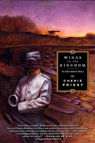 Wings to the Kingdom 9780765313096